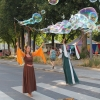 Riesenseifenblasen Niederösterreich