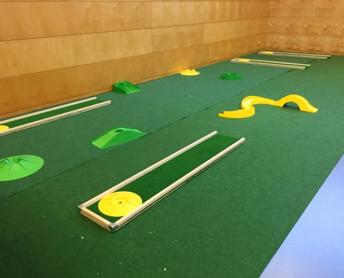 Eventspiel mieten Minigolf