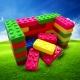 Eventspiel Riesen Bausteine