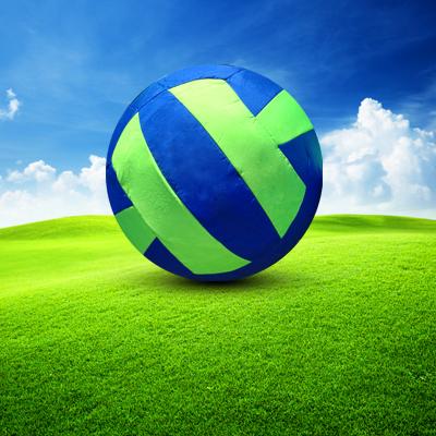 Eventspiel mieten Riesenvolleyball