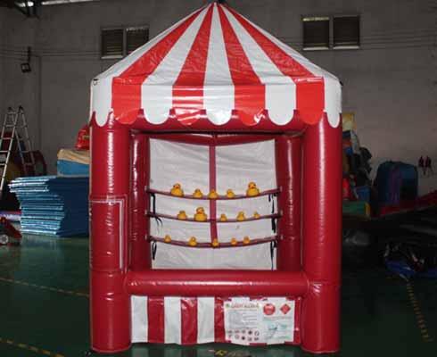 Spielstation Jahrmarkt