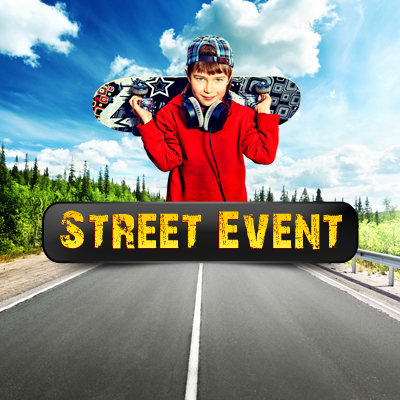 Funny Street Event