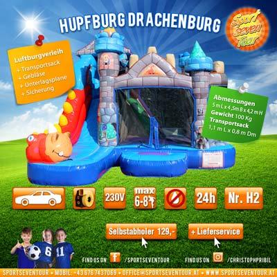 Hupfburg Drachenburg