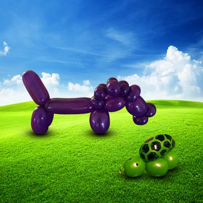 Luftballonmodellieren Ballontiere