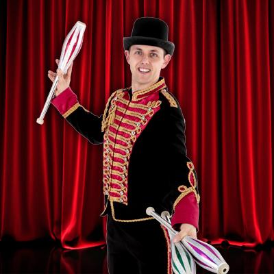 Zauberer ZirkusStoffl