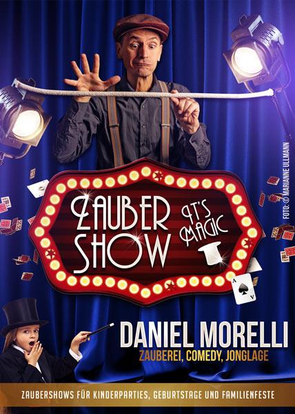 Zauberer Daniel