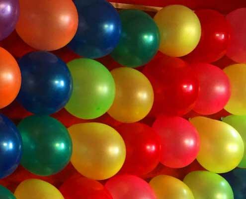 ballonschießen mieten