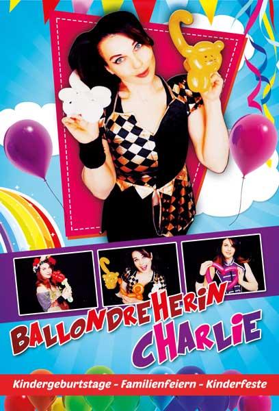 Ballondreherin Charlie