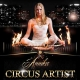 Feuershow Showact Annika Circus Artist