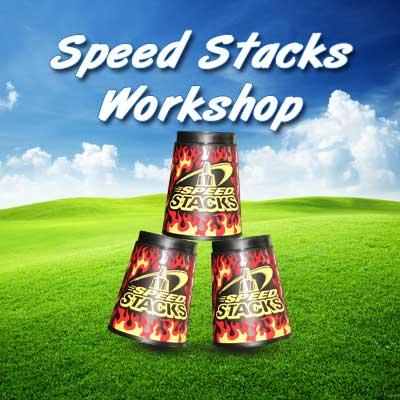 Speed Stacks Workshop