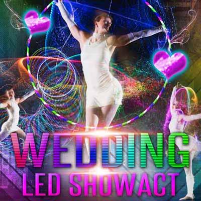 LED Show Hochzeit