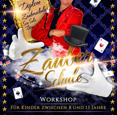 Workshop Zauberschule