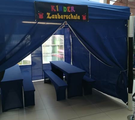 Workshop Zauberschule