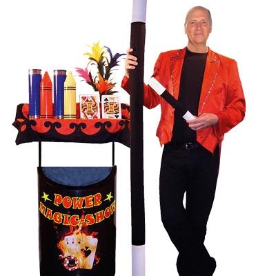 Zauberer Wolfgang