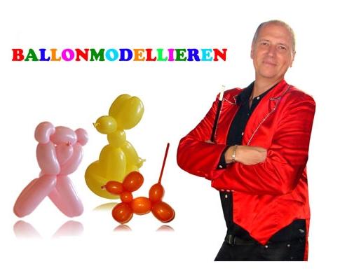 Ballondreher Wolfgang