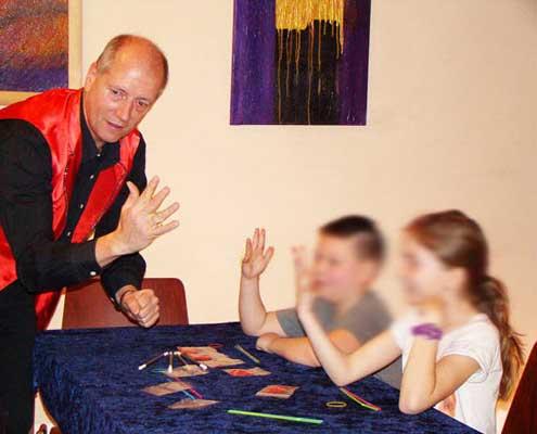 Zauberschule Wolfgang Zauberer