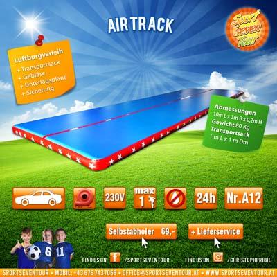Airtrack Verleih mieten