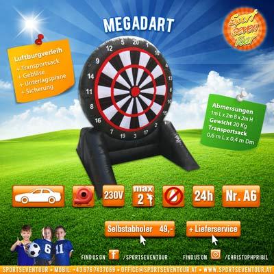 Mega Dart Riesen Darts