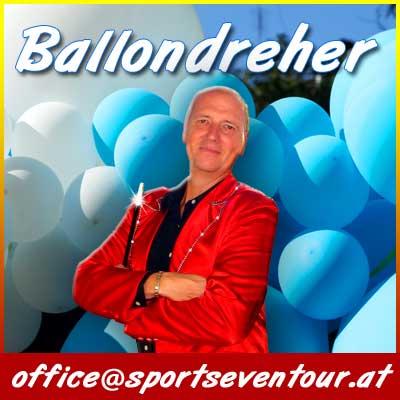Ballondreher Wolfgang Kärnten Steiermark