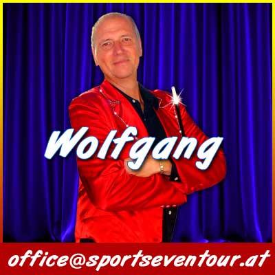 Zauberer Wolfgang buchen
