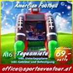American Football mieten