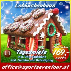Lebkuchenhaus mieten