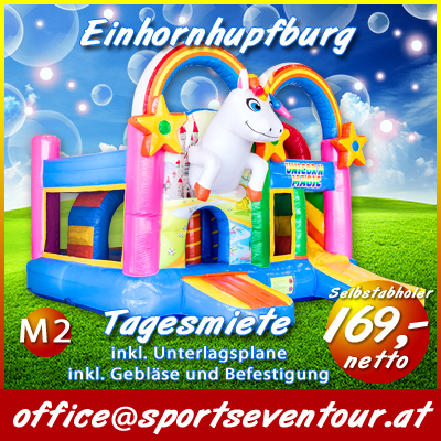 Multiplay Hupfburg Einhorn