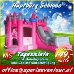 Multiplay Hupfburg Schloss