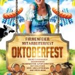 Oktoberfest Mitarbeiterfest Firmenfeier