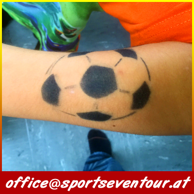 Airbrush Tattoo mieten