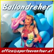Ballondreher Luftballontiere luftballonmodellieren
