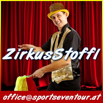 Zauberer Wien ZirkusStoffl