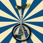 Zirkusworkshop Einräder