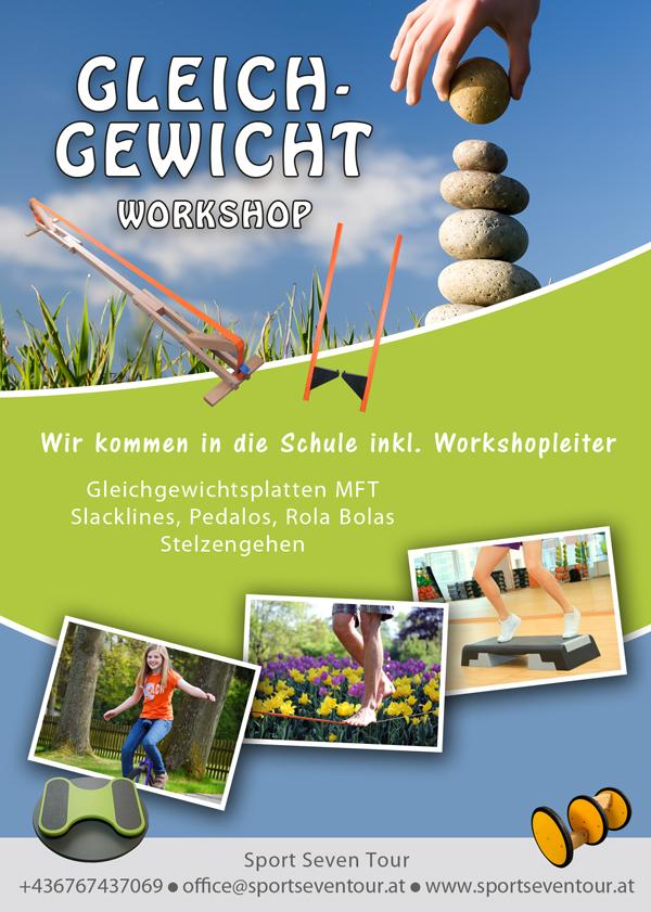 Gleichgewicht Workshop