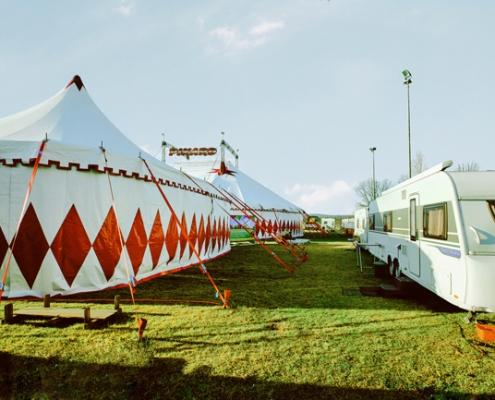 Circus Zelt mieten