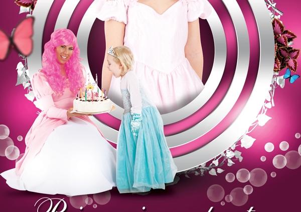 Prinzessinenparty Kindergeburtstag