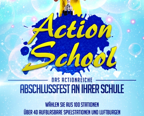 Action School Schulfest