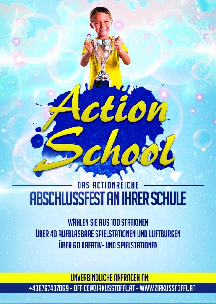 Action School Schulfest
